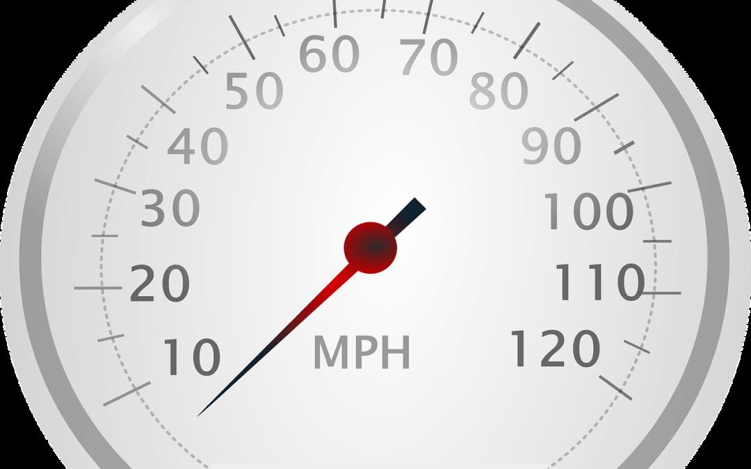 Patrón de velocidad en tu entrenamiento